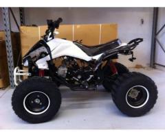 QUAD 125cc 4 TEMPI CROSS ATV SOLO PER FUORISTRADA
