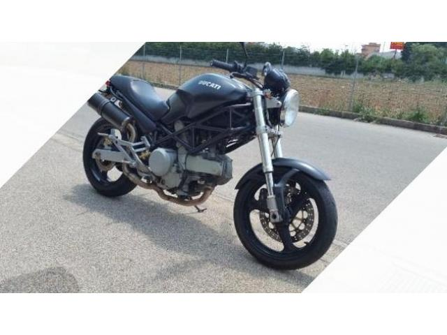 Ducati Monster 400 2005 32 kw patente A2