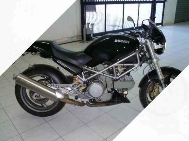Ducati Monster Matrix 620 anno 2004