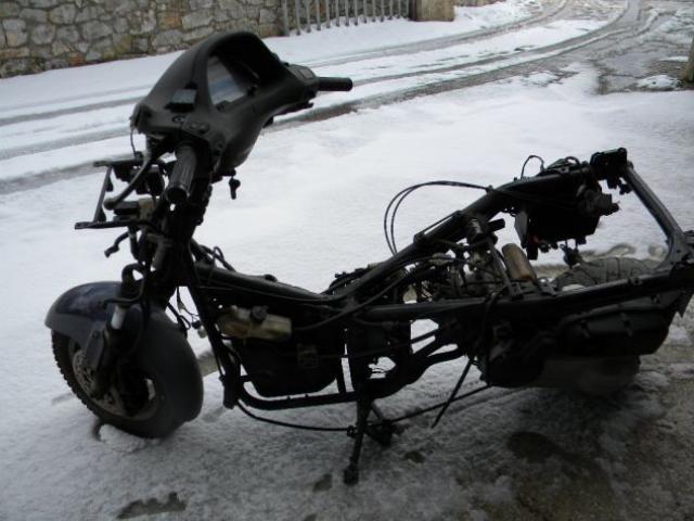 Honda 125 madison