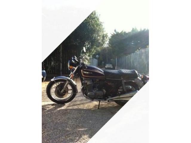 Honda CB 750 four k7