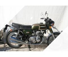 Honda CB four 350 anno 72