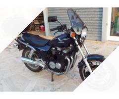 Honda Nighthawk 650 dell'86 iscritta FMI