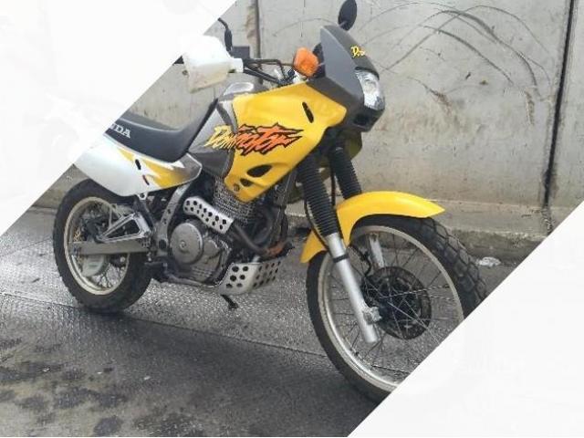 Honda NX 650 Dominator - 1997