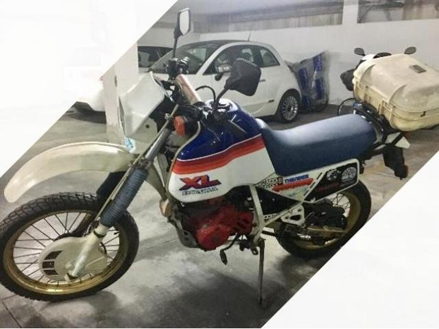 Honda XL 600 - 1991