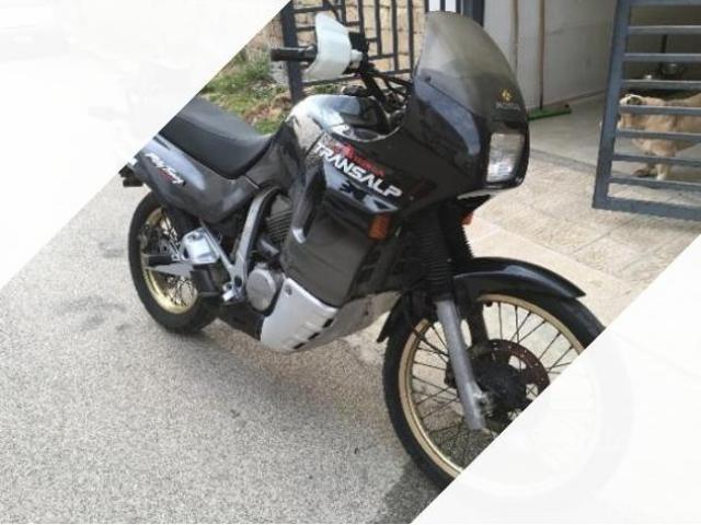Honda XL 600 V Transalp - 1992