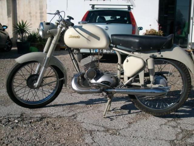 ISOMOTO 125CC SPORT