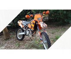 Ktm exc 450 del 2005