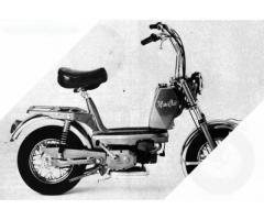 Motociclette d' epoca - 1982