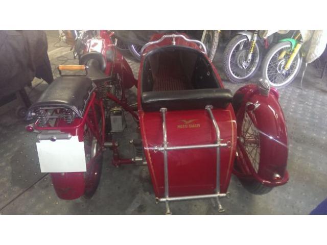 MOTO GUZZI 500CC MODELLO SPORT 14