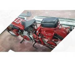 Moto Guzzi astore