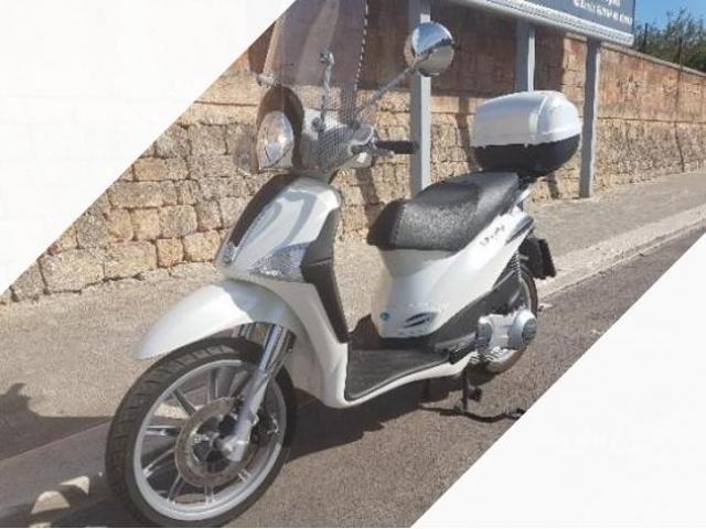Piaggio Liberty 150 - 2012
