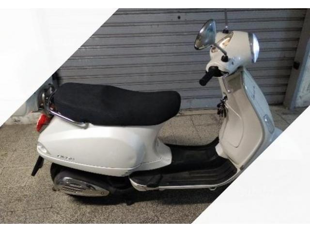 Piaggio Vespa 150 LX bianco perla - 2006