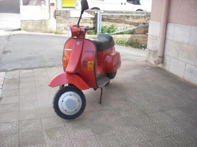 Piaggio Vespa PK 50 XL Rush - 1989
