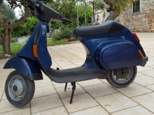 PIAGGIO VESPA PK 50 V - 1990