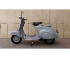 Piaggio Vespa vnb4 125 1962 doc originali epoca