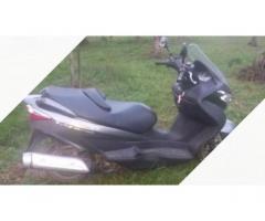 Suzuki Burgman 125 - 2008