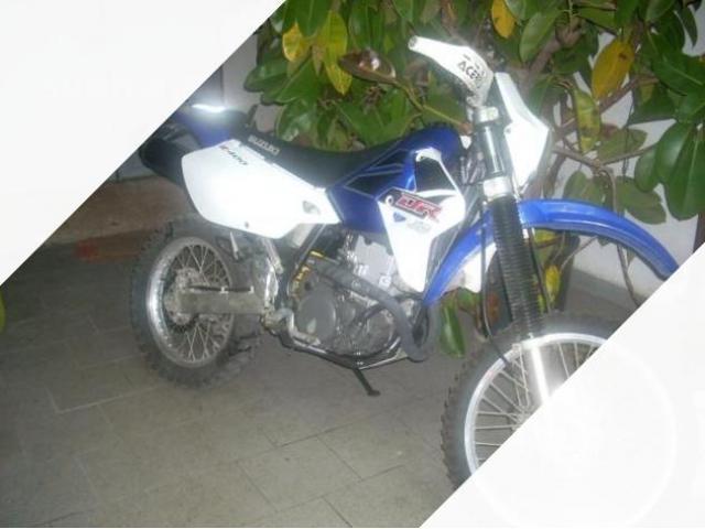 Suzuki DRZ 400 - 2002