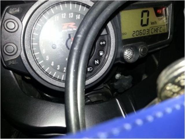 SUZUKI GSX tipo veicolo Super Sportive cc 600