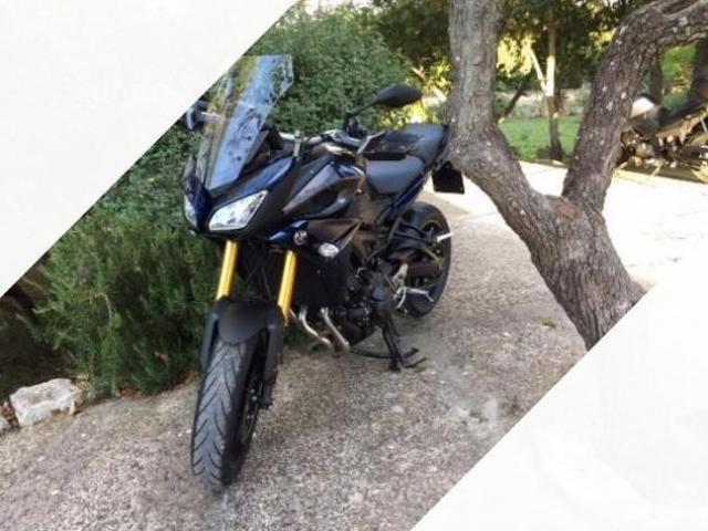 Yamaha MT-09 - 2016