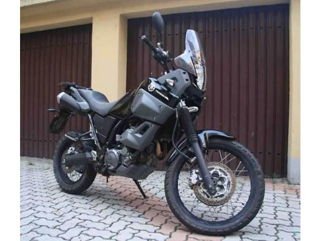YAMAHA XTZ Cross cc 660