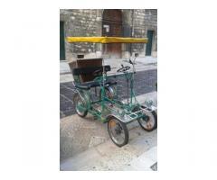 Riscio' Bicicletta