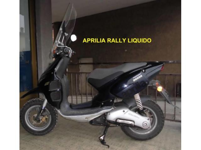 aprilia rally liquido