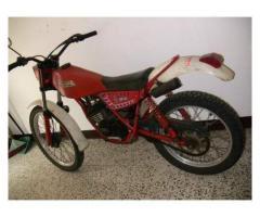 FANTIC TRIAL 50 CC MODELLO FANTIC 330  ANNO 1985  CON LIBRETTO