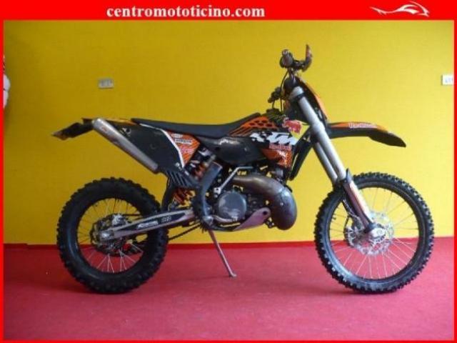 KTM 250 EXC arancio - 5000