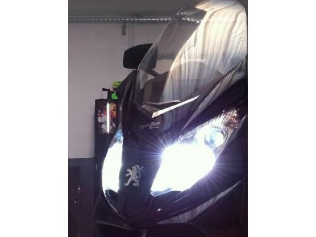 LED SYSTEM XENO MOTO INSTALLAZIONE