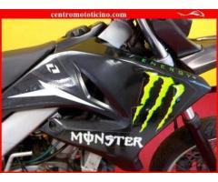 YAMAHA DT 50 Supermotard - grafiche Monster