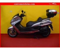 YAMAHA Majesty 400 I.E silver - 43291