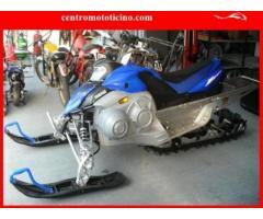 YAMAHA Phazer 500 Motoslitta BLU - 170