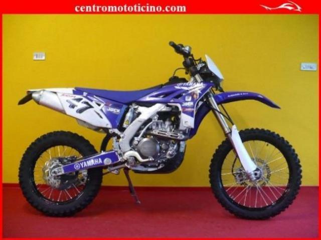 YAMAHA WR 450 F blu - 4551