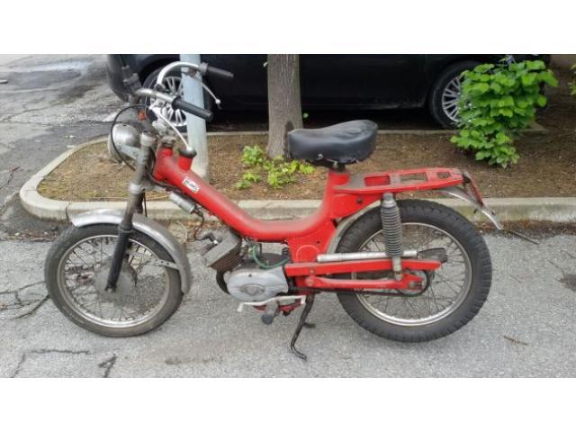 Ciclomotore NEGRINI motore nuovo