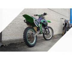 Kawasaki KX 85 - 1996