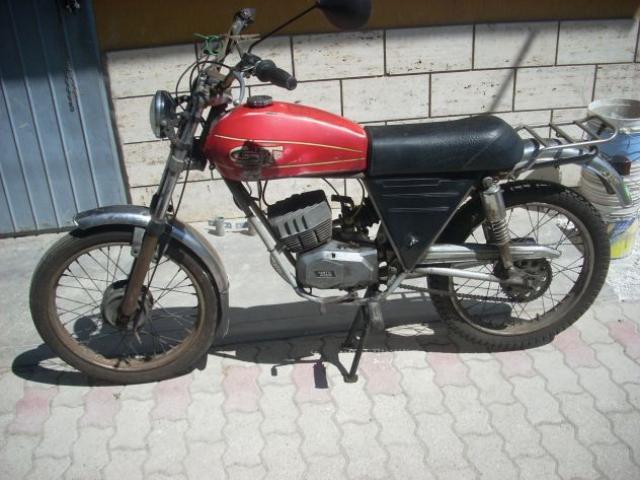 motorino fantic motor