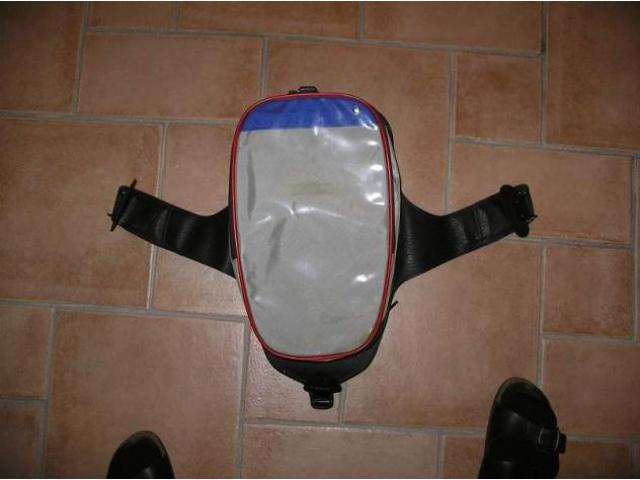 Borsa per serbatoio tank top bag