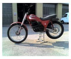 Cagiva 350 trial