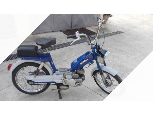 Garelli Ciclone 50 - 1985