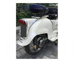 MOTO GUZZI Galletto 192 1962