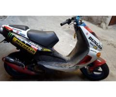 Scooter aprilia + motore