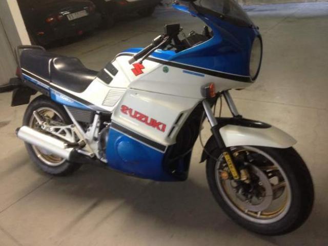 Serie completa catene Suzuki gsx 1100 1985