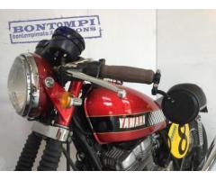 YAMAHA XS 500 TX  1971