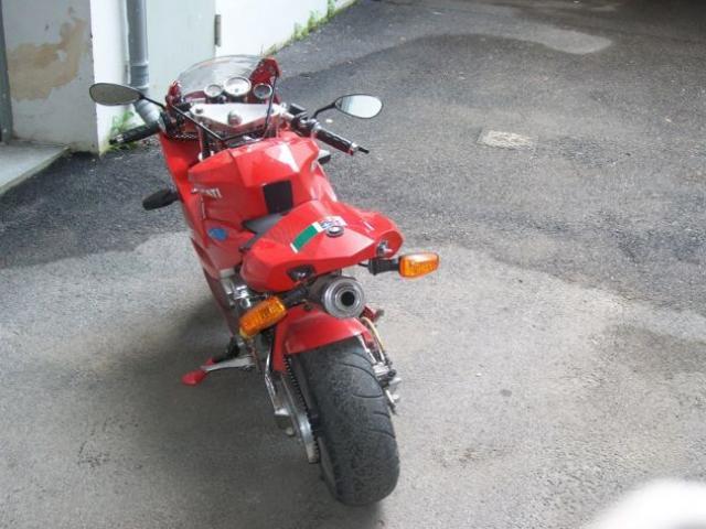 DUCATI ITALIANO 110cc