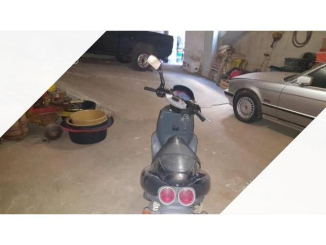 Scooter Aprilia SR 50
