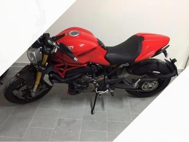Ducati Monster 1200 - 2014