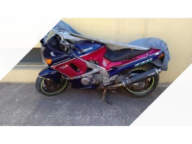 Kawasaki ZZ-R 600 - 1993