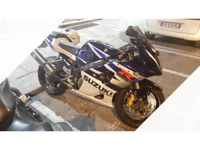 Suzuki GSX R 1000 - 2003