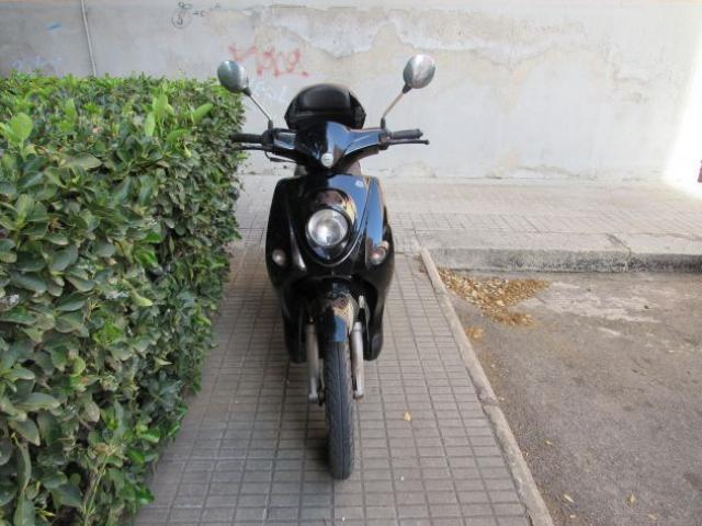 vendo come nuovo scooter Benelli Pepe 50